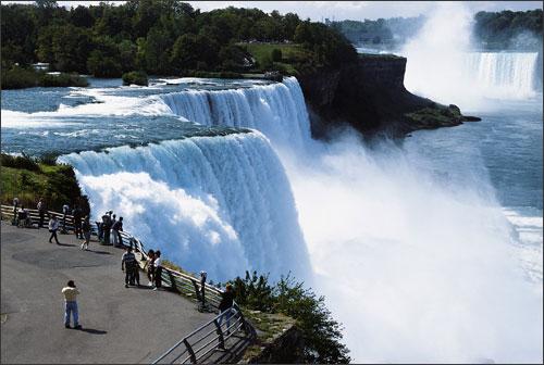 Thac nuoc Niagara